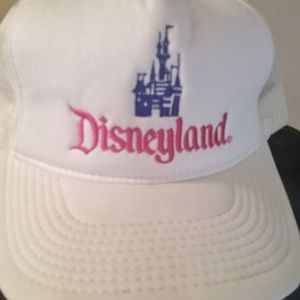 Walt Disney Productions Accessories - Disneyland baseball cap